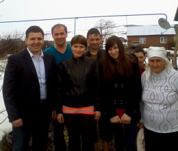 The team from Orenburg: The harder the way, the happier we are!