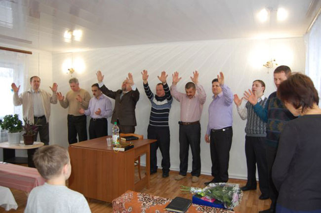 Two joyous events at Grace Church of Zhizdra town, Kaluga region